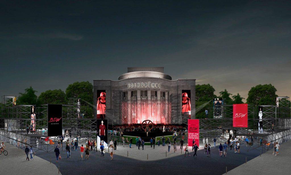 Berlin music festival fundb ro international design - Fundburo berlin ...